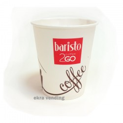 Paper cups Lavazza for vending automats