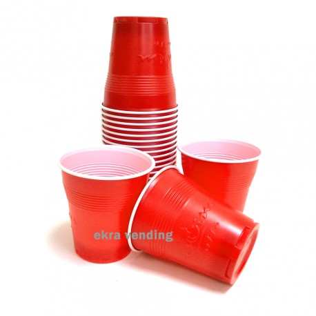 Plastic Cups with logo Covim
