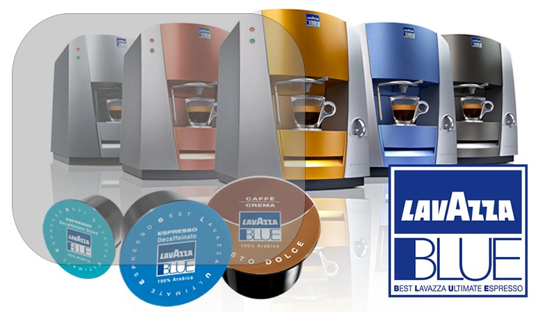 LAVAZZA BLUE КАПСУЛИ
