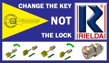 RIELDA LOCKING SYSTEMS